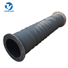 "4"" flexible suction hose for sand or mud"