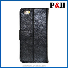 For iPhone 6 Wallet cover case design leather cases, for mobile phone 6 4.7 inch protective cover case with card slot