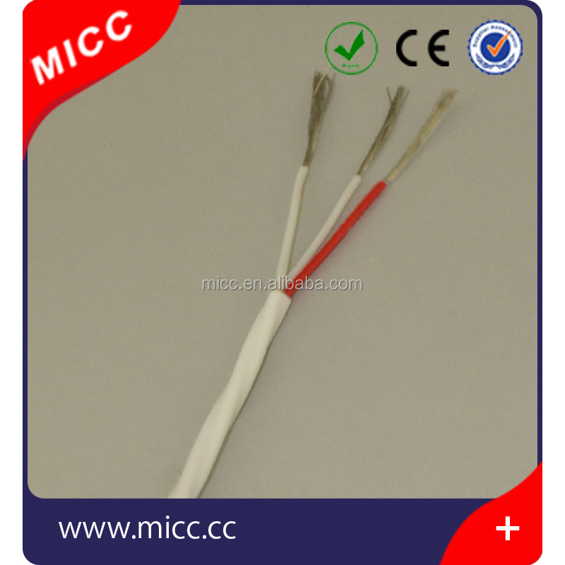 MICC ptfe rtd thermocouple extension wire