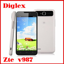 In Stock Wholesale ZTE V987 MTK6589 Quad Core 1.2GHz Android Phone 5.0 Inch IPS Screen 8.0MP Dual Sim Card