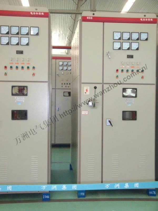 kvar Power Factor Correction Device/Power Factor Corrector