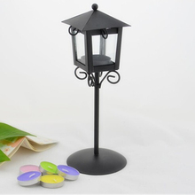 table kitchen decor cast iron lantern morrocan candle holder