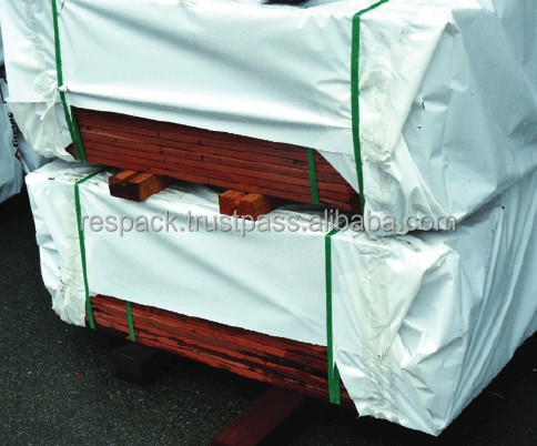 Plastic Timber Wrap