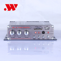 YW-205 USB / SD car amplifier
