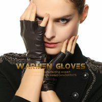 Warmen Half Finger Fingerless Motorcycle Cycling
