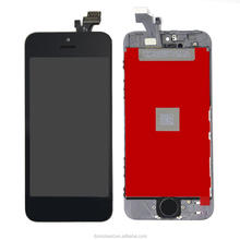 Black LCD Display Touch Screen Digitizer Complete Assembly +Tools For iPhone 5