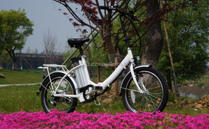 chinese folding electric bike, cheap pedal mopeds for sale