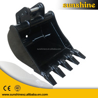 customized is acceptable excavator bucket drawing with ultra-high-strength excavator bucket teeth
