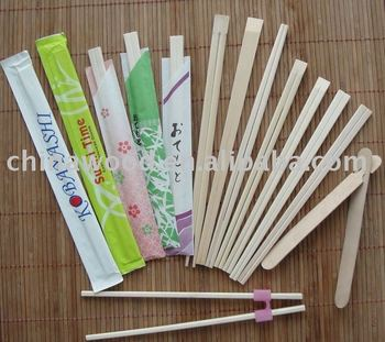 2015 Hot Selling Wooden and Bamboo Chopsticks