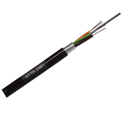8 12 16 24 32 36 48 Core Outdoor Indoor G652 G.657 Single Multi Mode Fiber Optic Cable