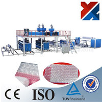 Bubble wrap reflective foil pe air bubble film machine