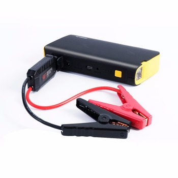 Portable 12V 18000mAh large capacity slimmest rechargeable lithium car jump starter