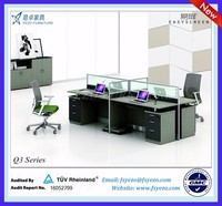 30mm Office Low Partition Furniture