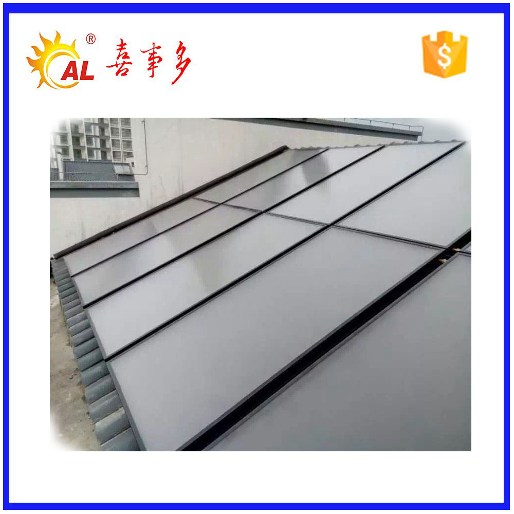 Flat plate Swimming pool solar panels hot water heater