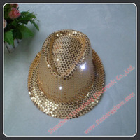 Hot Sale Party Supply Colorful Hats with Led Lighted Up Hat