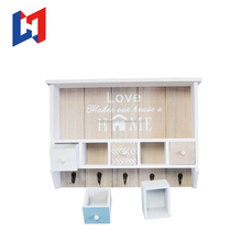 simple design wooden effect hanging kitchen cabinet / Wall cabinet