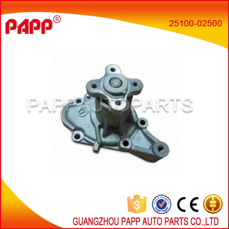 Water Pump 25100-02500 for Hyundai Atos/Getz