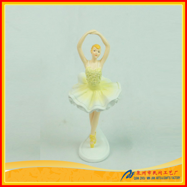 resin ballet dancer statue, ballet statue