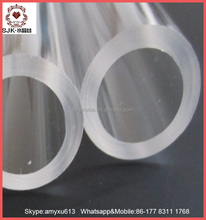 Acrylic/Plexiglass/PMMA Material Clear Acrylic Tube Large Cylinder With Hole