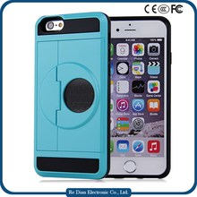 Mobile phone case for iphone 6, 2 in 1 tup material durable case for iphone 6