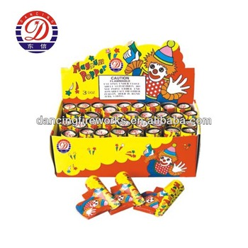Party Popper Firework for party decoration for consumers