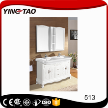 china manufacturer mirror cabinet used bathroom cupboard bathroom vanity classic style double sink countertop bathroom cabinets