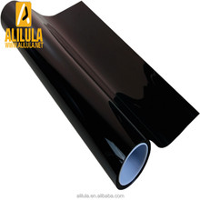 Guangzhou factory supply black window tinting no glue static cling film