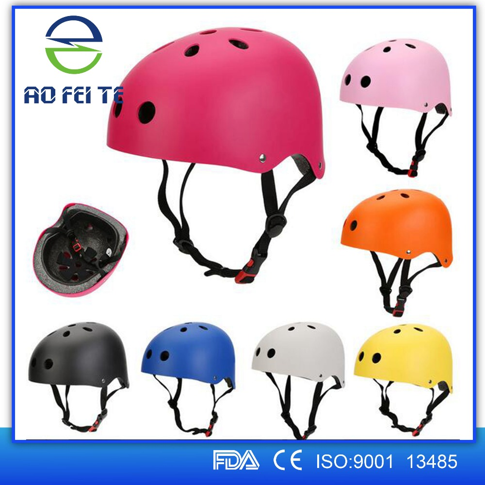 Hot Sell On Ebay ABS Roller Scooter Roller Skate Multi-sport Bike Helmet, Skateboard Helmet