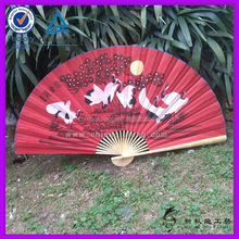 Home Decoration Items Bamboo Products Oriental Wall Fan