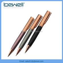 Fashion Lady Office Color Blocking Style Metal Ball Pen For Advertising For Wholesale