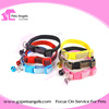 Fashion Bling western style dog and cats collars,shiny Metallic pets supplies wholesale