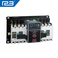 220V 400V three phase dual power automatic transfer switch for generator auto changeover switch