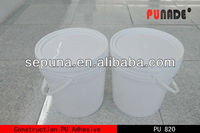 Liquid PU pouring sealant for runway seal/specialized carbon/ solar traffic light road stud pouring sealant