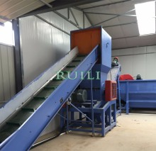 Plastic crushing machine/plastic recycle grinder crusher/grinding machine for PVC pipe