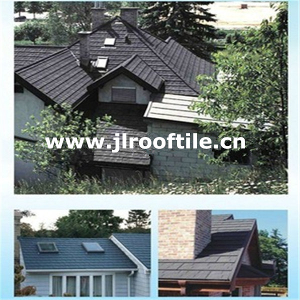 New Technology PVC Roofing Shingles With 15 years Long Life Span Laminated Roofing Shingles