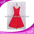 Little luxury dress italy woman china manufacturer