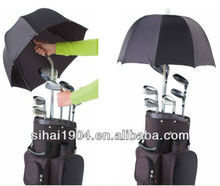 double layers golf bag umbrella