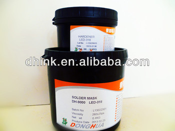 PCB ink,Photoimageable Stable PCB solder mask ink,pcbs creen printing ink