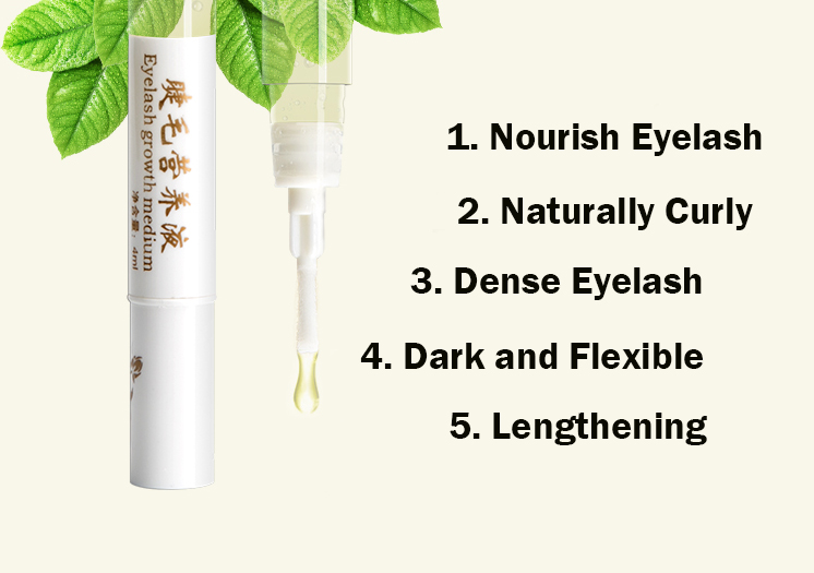 High Quality Eyelash Growth Serum Private Label Eyelash Growth Liquid