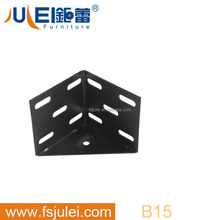 metal bed bracket bed frame fittings/hardware B15