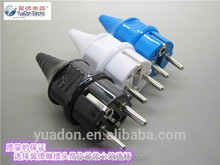 High Quality Plug Socket/ VDE Power Socket Connector/Male And Female Industrial Plug And Socket
