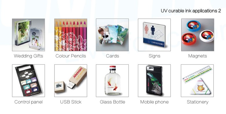 UVINK factory diect sell uv ink for Epson dx5 print head