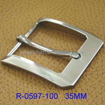 2017 Fashion zinc alloy belt Pin buckle / Brush NP metal buckle