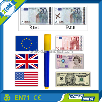 Cheap Fake Currency Detector Pen