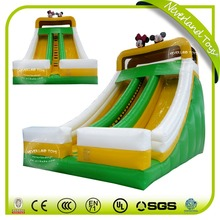 Hot Selling Cheap NEVERLAND TOYS Giant Commercial Inflatable Children Slide Mickey Mouse Inflatable Bouncer Slide for Kids