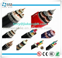 Copper Conductor PVC Wire XLPE power cable reasonable prices