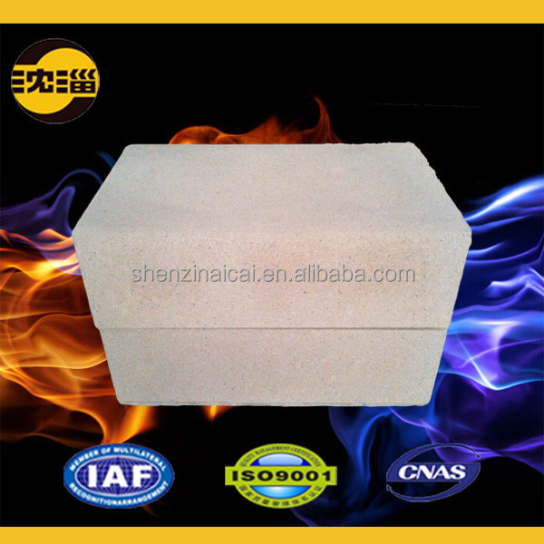curved fire brick heat resistant brick