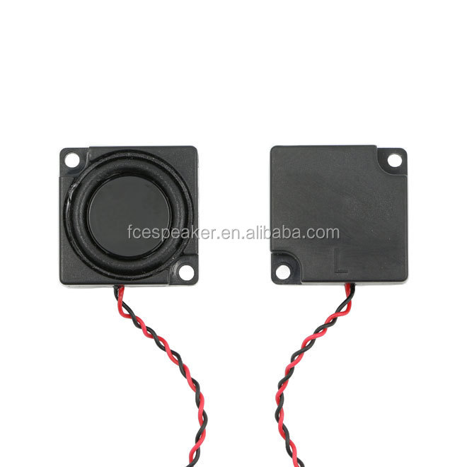 2828 4ohm 3w small audio laptop speaker