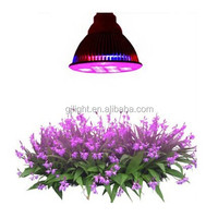 110-240V AC led grow light alloy wheel from maiker led