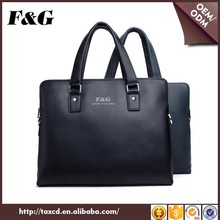 Brand Cow Leather Office Bags Mans Shoulder Bags For Sale